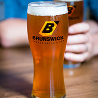 Brunswick Beer Glass